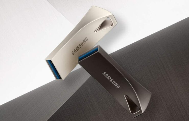 64GB Samsung flash drive available for just $11.99