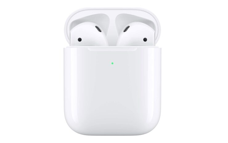 Save $59 on AirPods with Wireless Charging Case