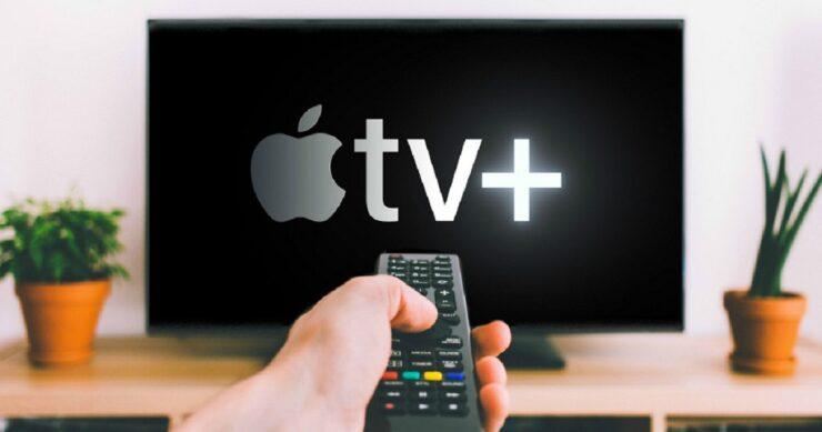 Apple TV+ AR