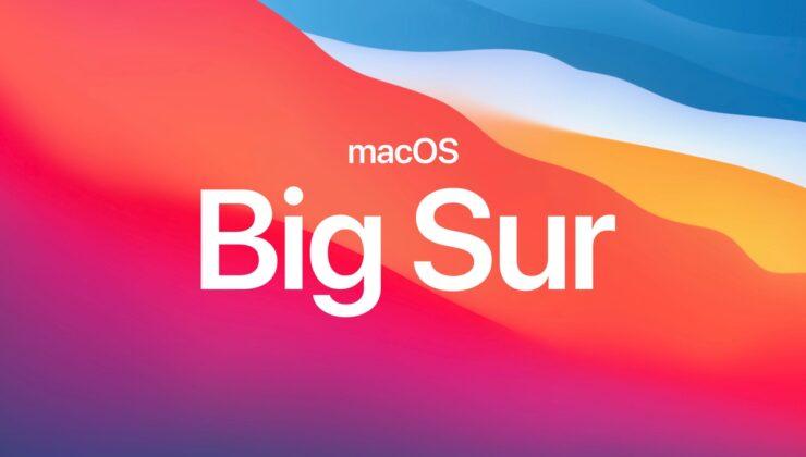 Download macOS Big Sur beta 5 today