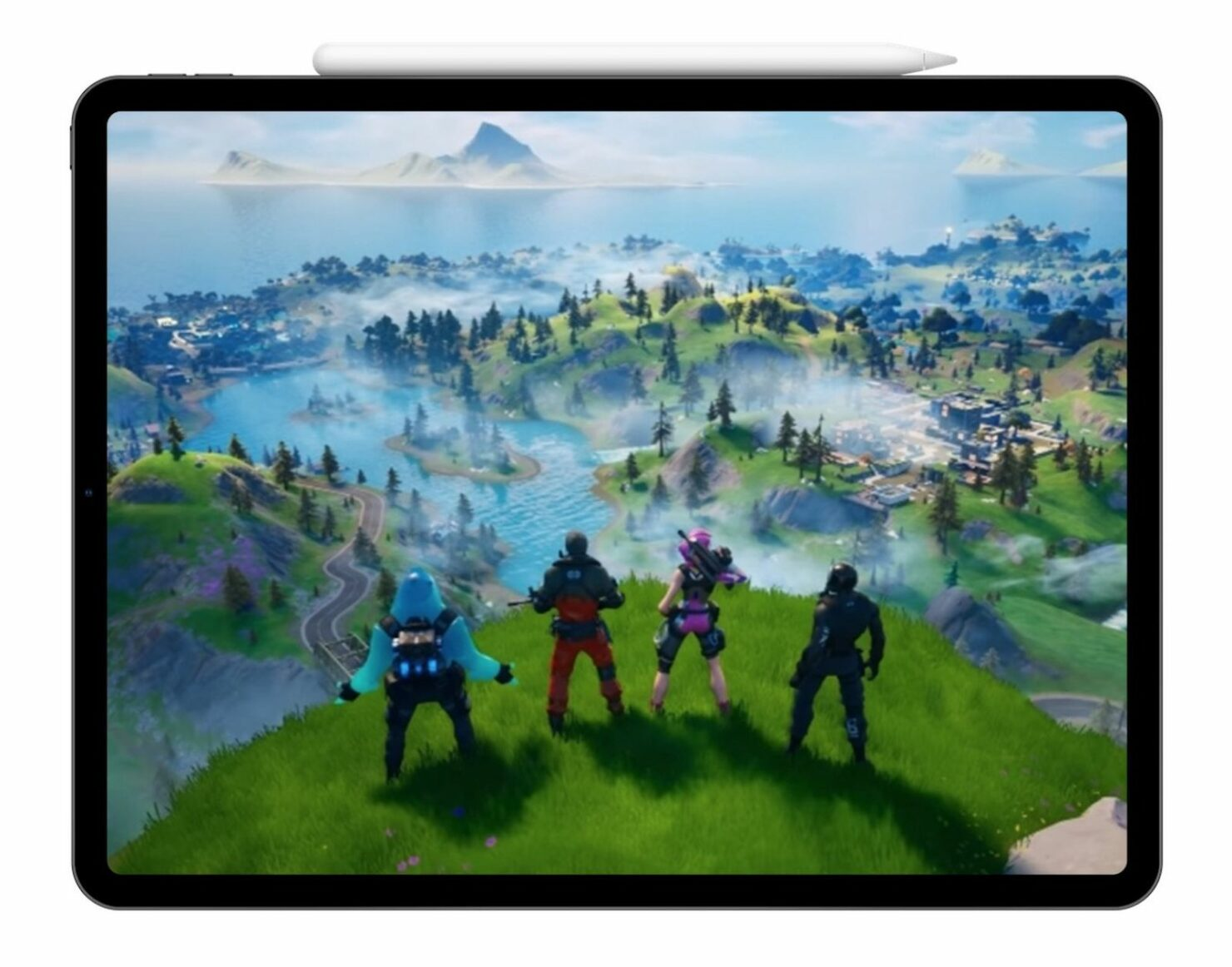 People are Already Selling iPads on eBay with Fortnite Installed at Insane Prices