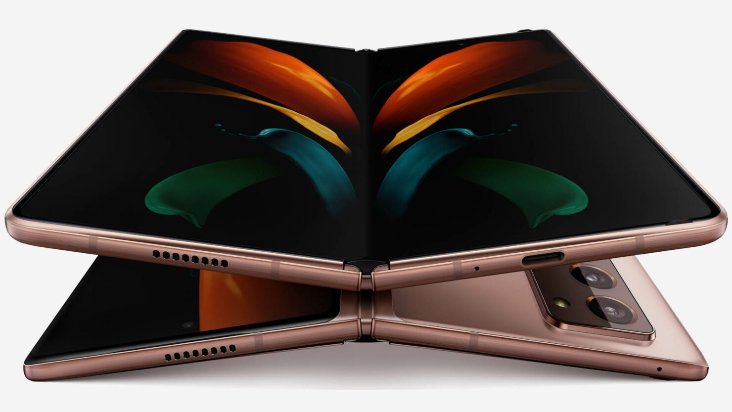Samsung Galaxy Z Fold 2 Goes Official With Bigger 7.6-inch 120Hz Outward Display, Triple Rear Camera, Improved Design and More