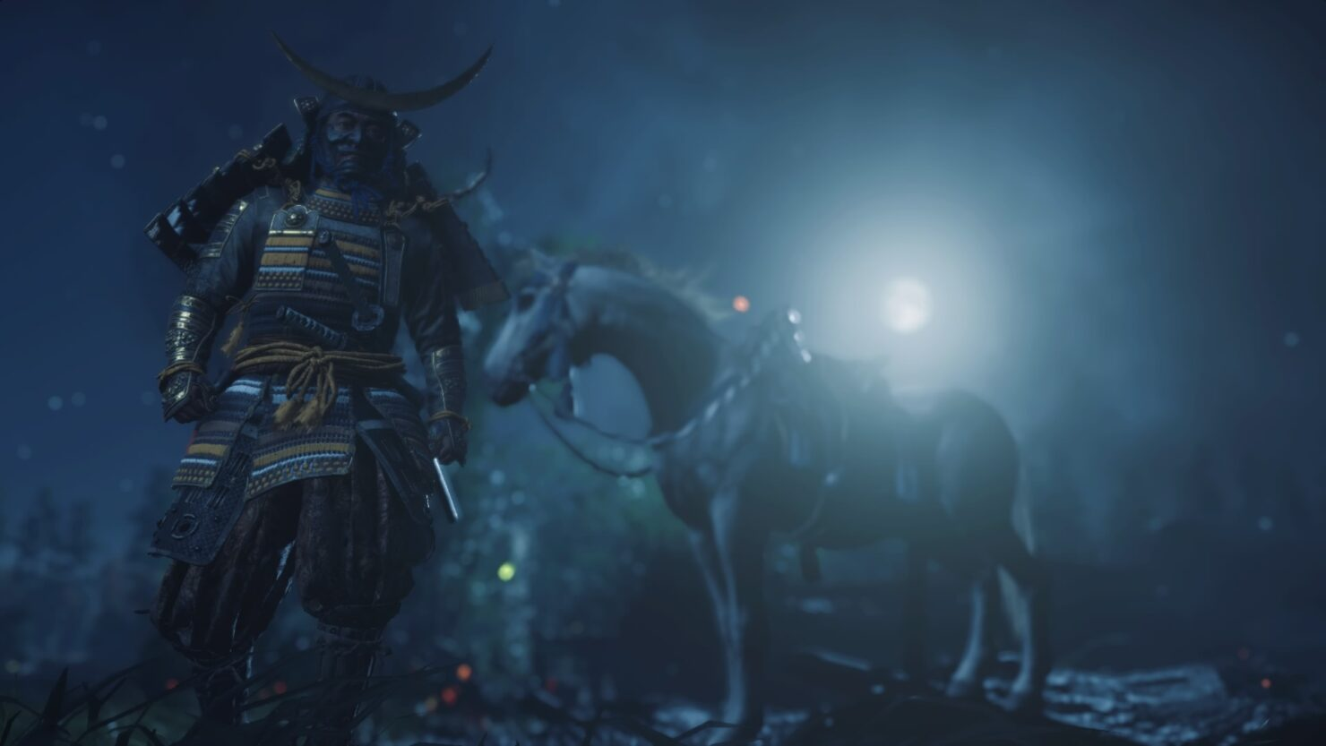 Ghost of Tsushima ps5 boost mode 60fps loading save transfer