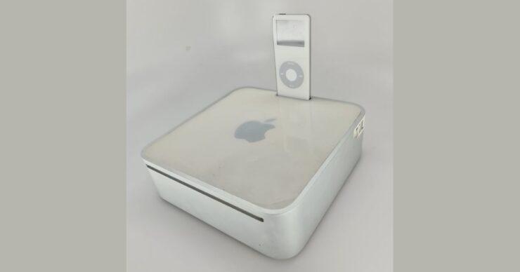 Mac Mini Dock for iPod