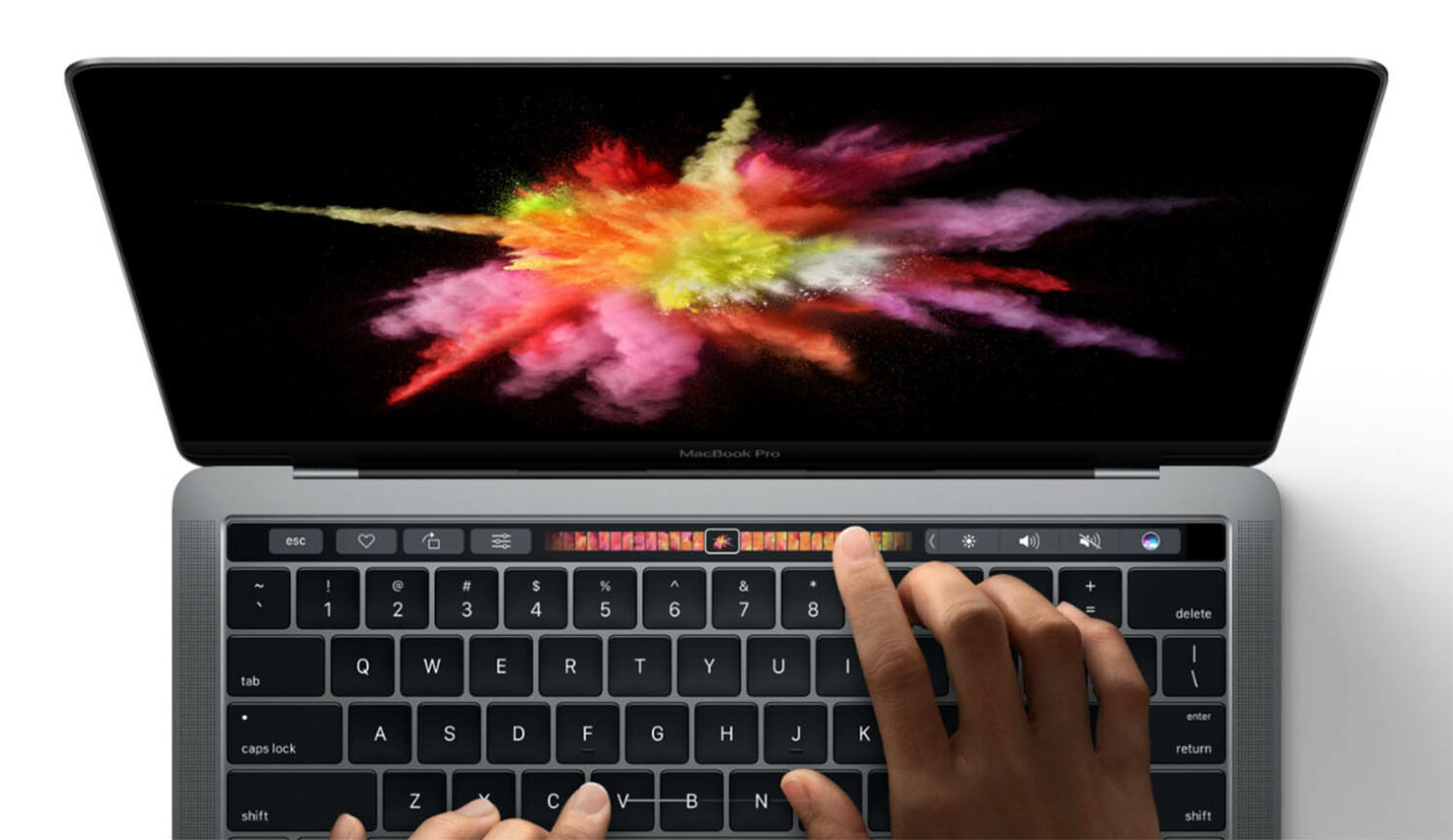 ARM-Based MacBook Pro Could Ship With Second-Generation Touch Bar and Face ID Capability, Says Tipster