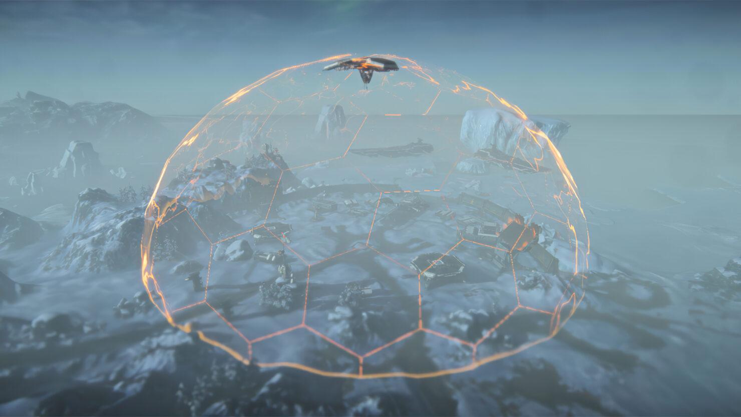 The Shattered Warpgate