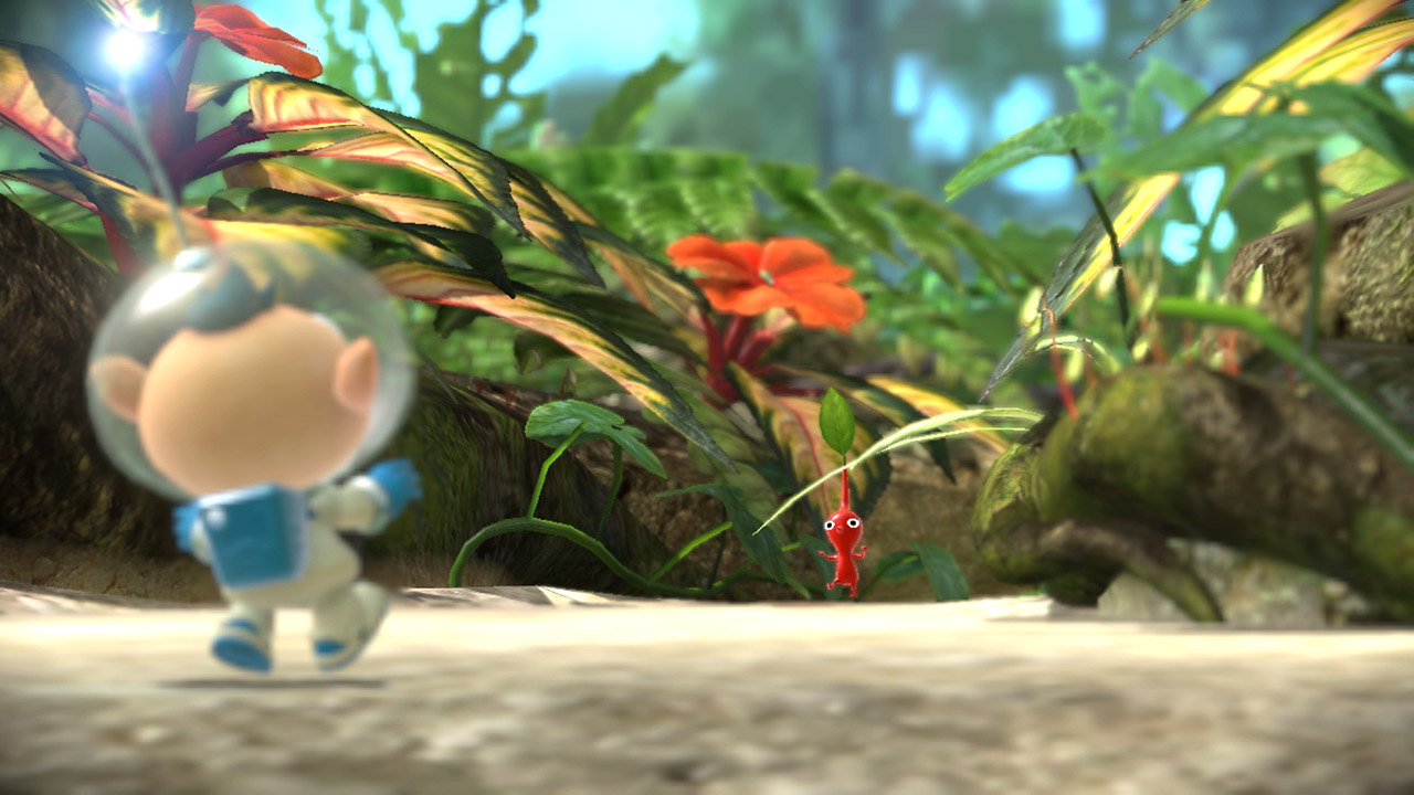 Pikmin 3 Deluxe To Release On Nintendo Switch This October
