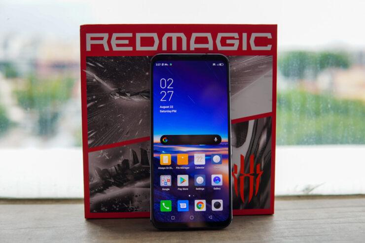 Red Magic 5S 18