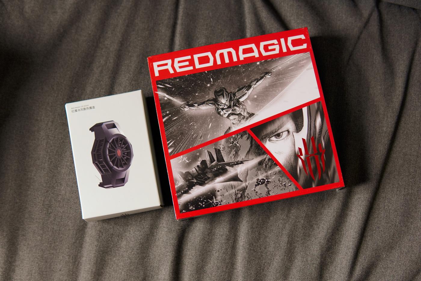 Red Magic 5S 2