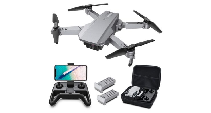Grab a 4K drone for just $69 today and save $30