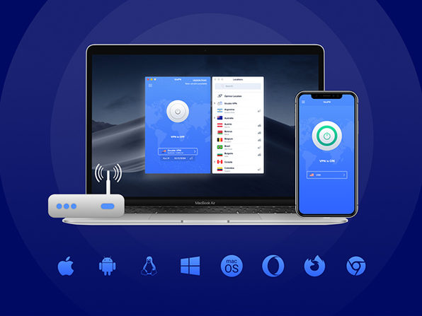 VPN by VeePN Lifetime Subscription