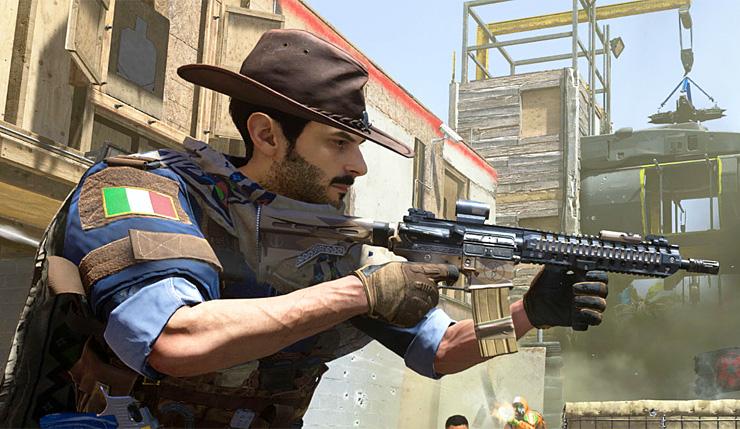 Call of Duty W