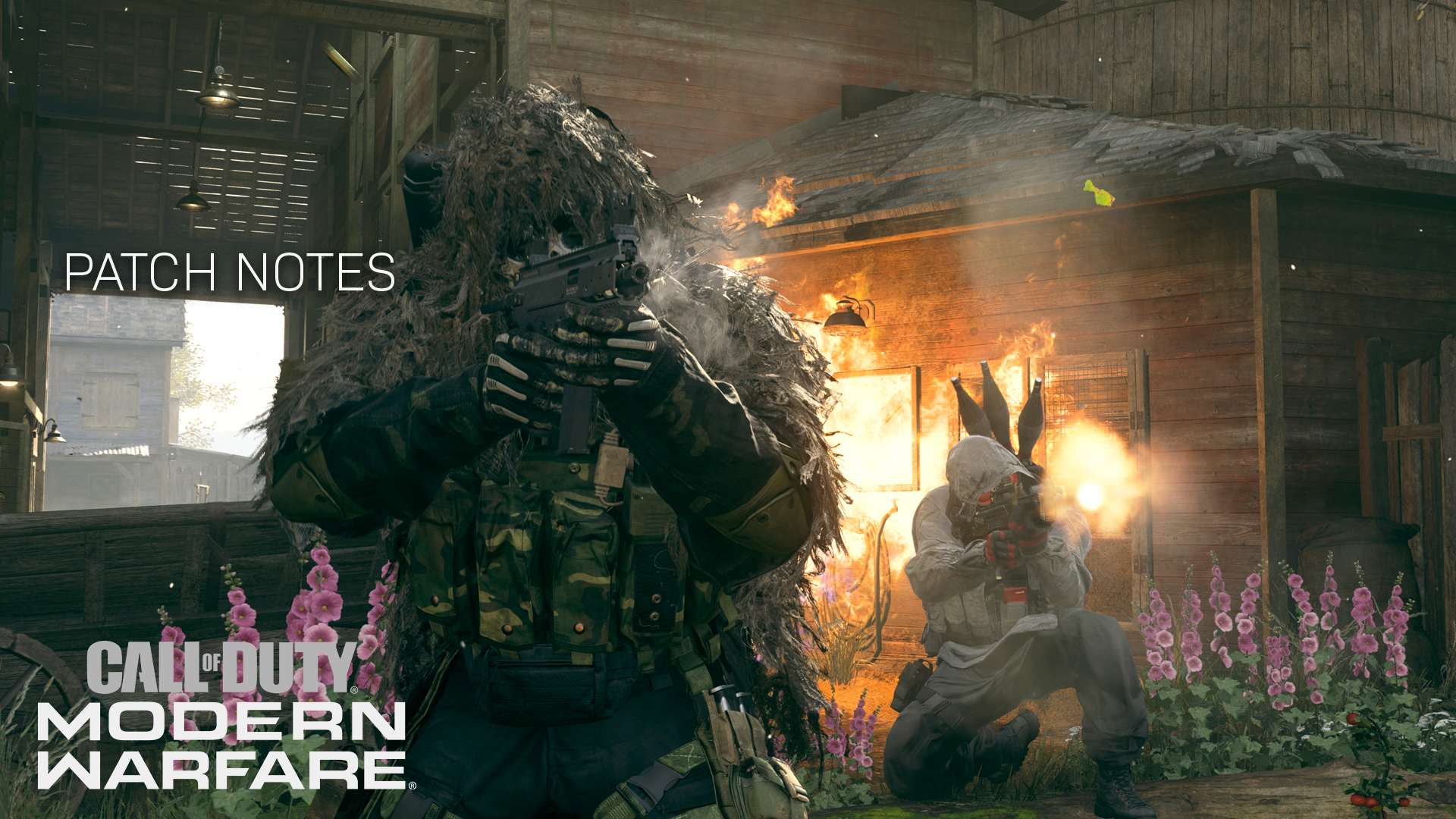 New Call Of Duty Modern Warfare And Warzone Season 5 Update Being
