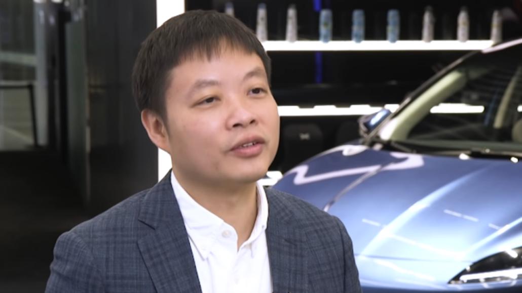 Xpeng CEO