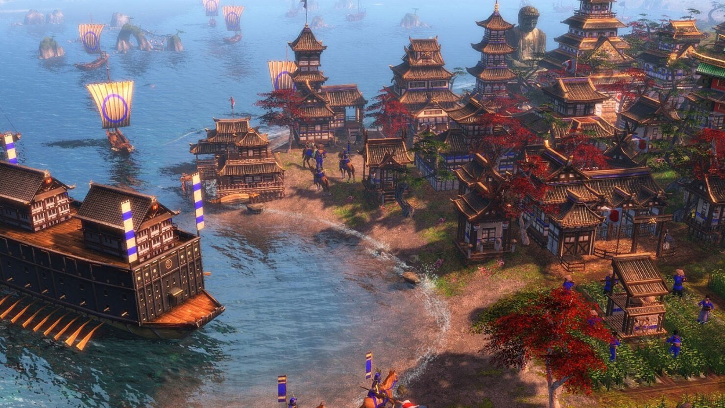 Age of Empires 3 Definitive Edition