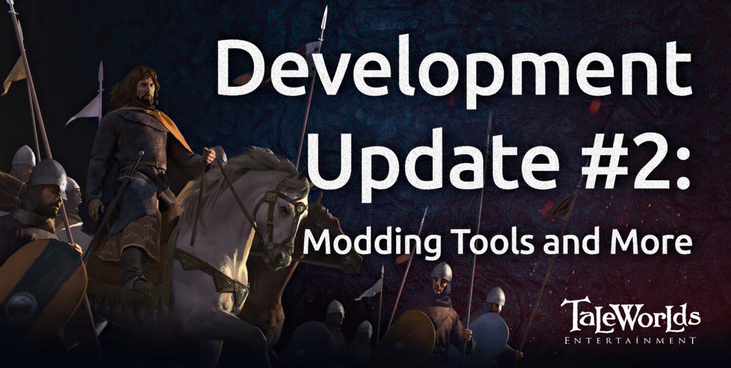 Mount and Blade II mod tools