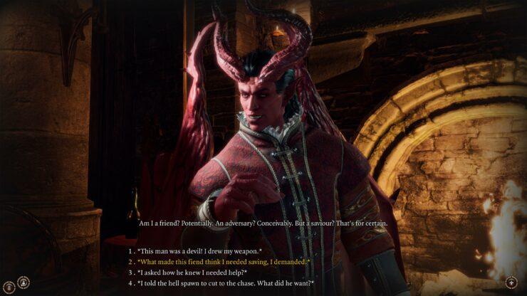 Hell Baldur's Gate III