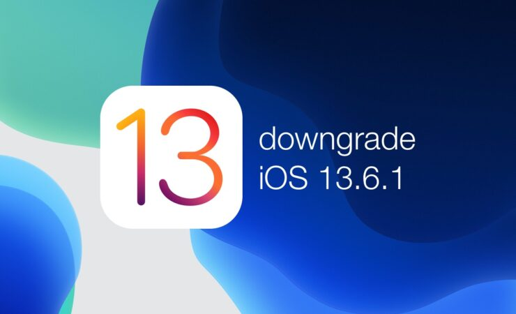 Downgrade iOS 13.6.1 to iOS 13.6 before Apple stops signing the firmware