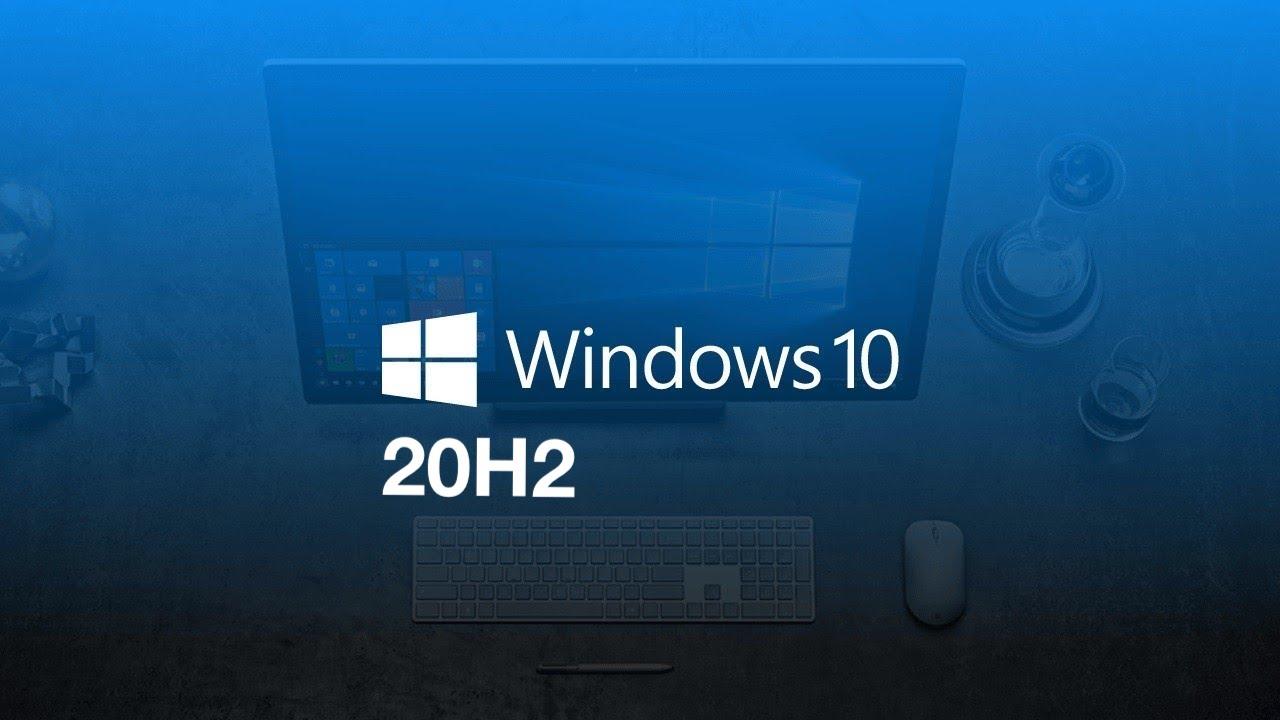 windows 10 20h2 windows 10 2009