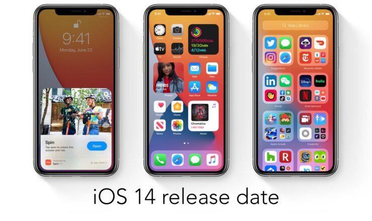 iOS 14 ve iPadOS 14'ün çıkış tarihi Eylül ayında düşecek