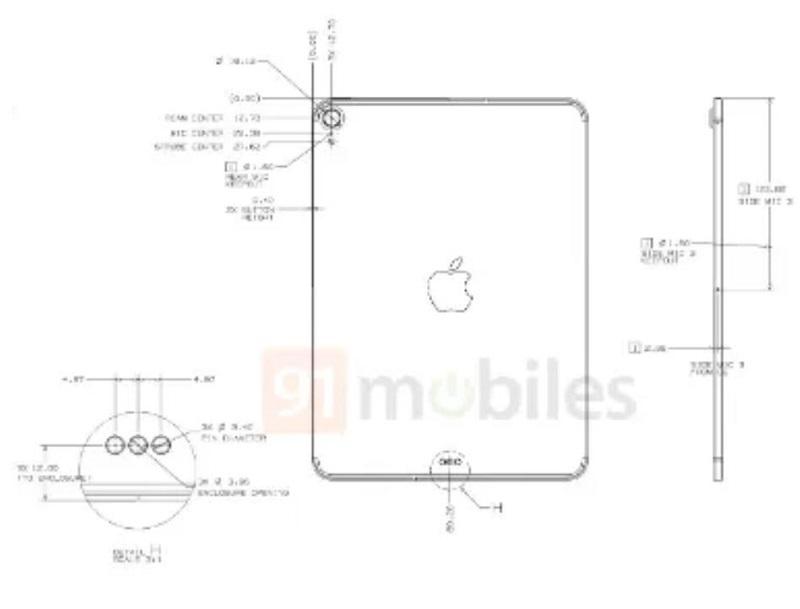 iPad Air 4 Schematics