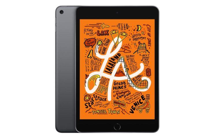 Get a $50 discount on the Apple iPad mini 5