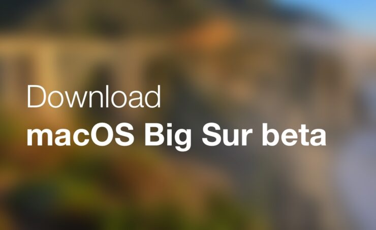 macOS Big Sur Beta 4
