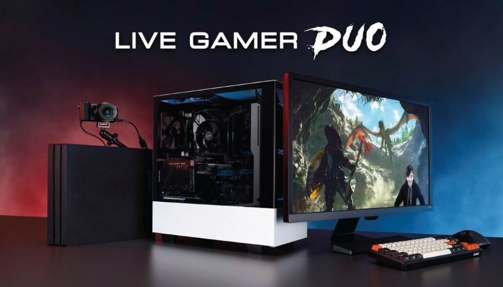Avermedia Live Gamer Duo