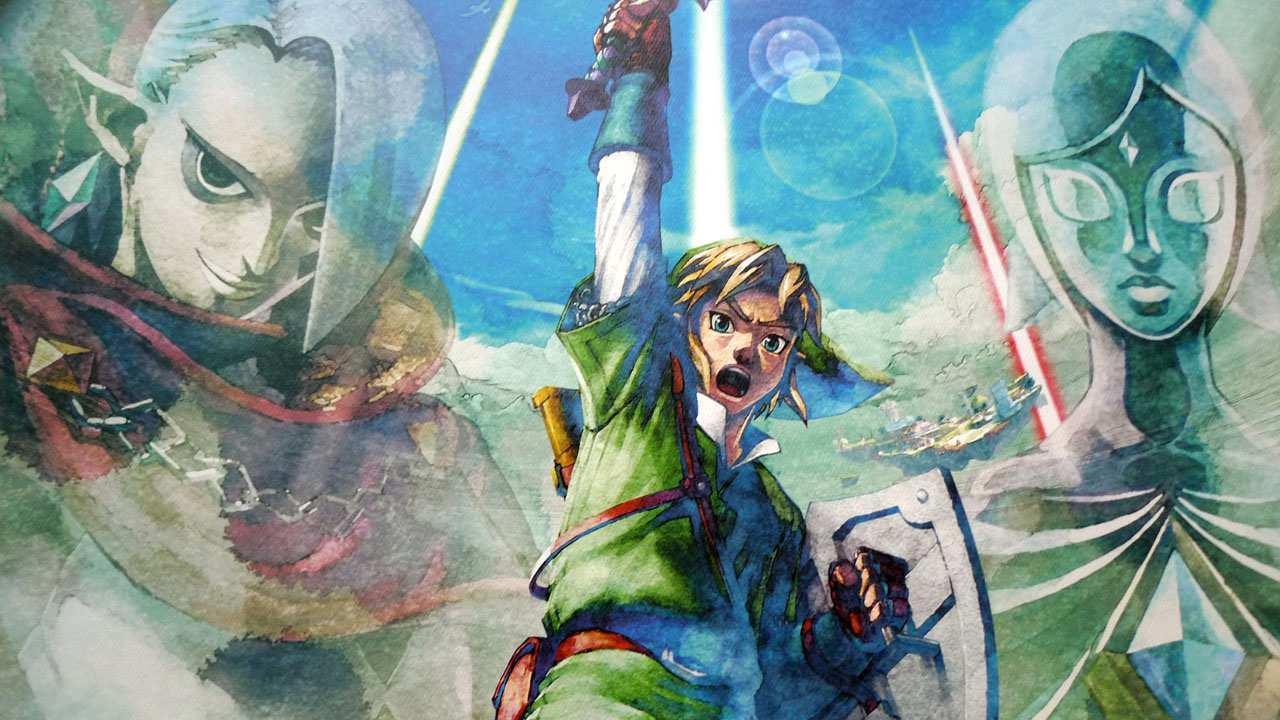 The Legend of Zelda: Skyward Sword HD Tops UK Sales Charts; Possibly Sold Better Than Original Wii Version