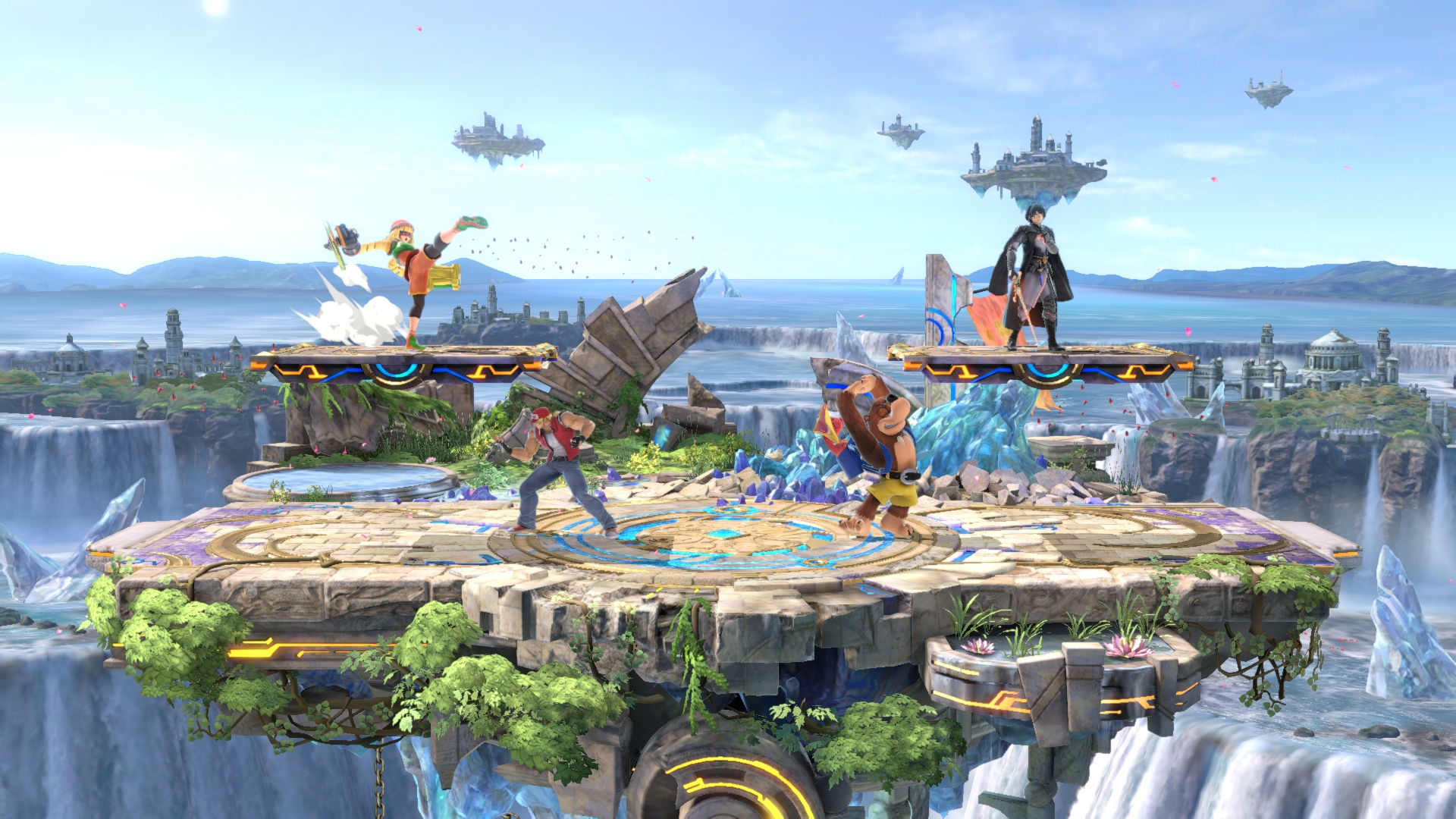 New Super Smash Bros Ultimate Update 8 1 Released Adds Small Battlefield Stage And Slightly Improves Connectivity