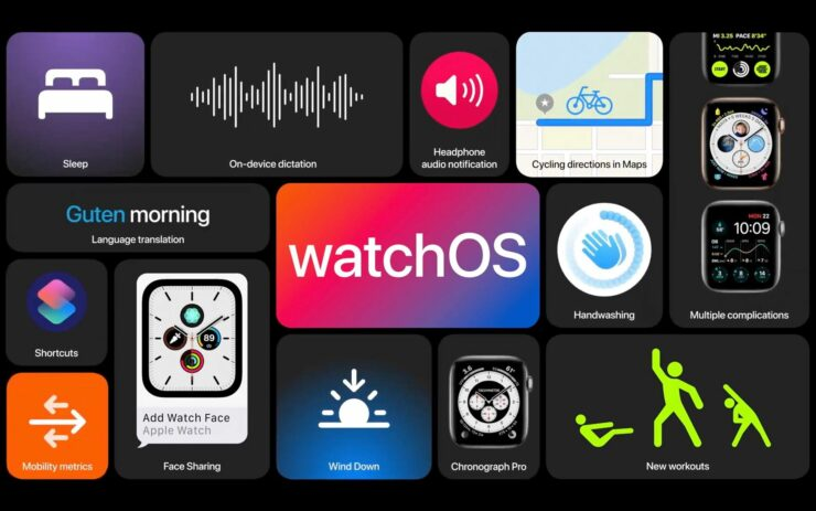 watchOS 7 beta 6