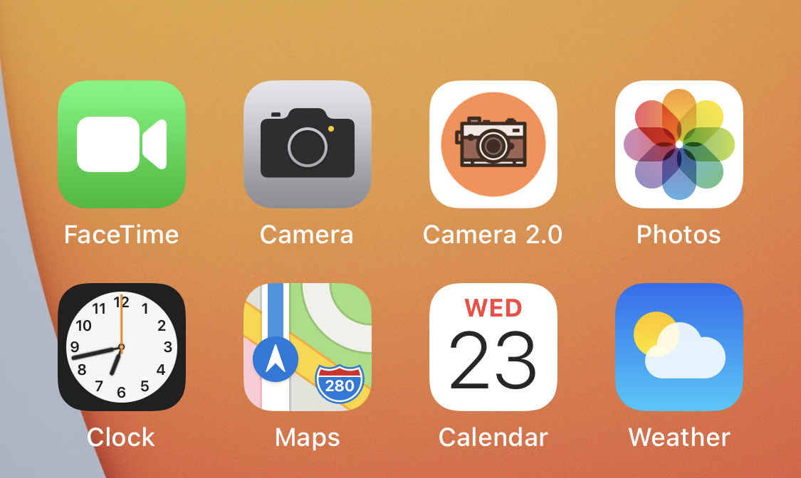 Change App Icons on Home Screen in iOS 14