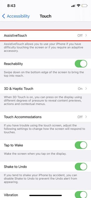 Clear iPhone RAM on iOS 14