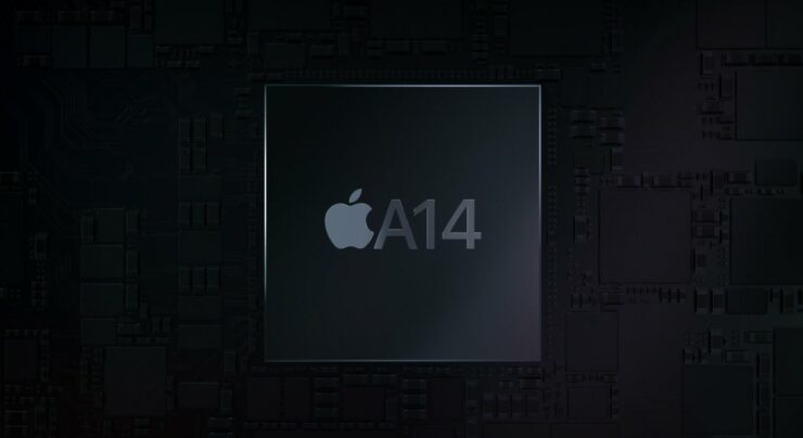 Apple A14 Bionic Gets Highlighted With 11.8 Billion Transistors, 40% Higher Performance, New 6-Core CPU, and More