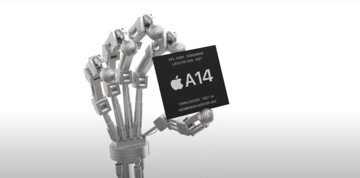 First A14 Bionic Benchmark Leak Ends up Being a Disappointing One; Chipset Registers Lower Score Than Snapdragon 865 Plus