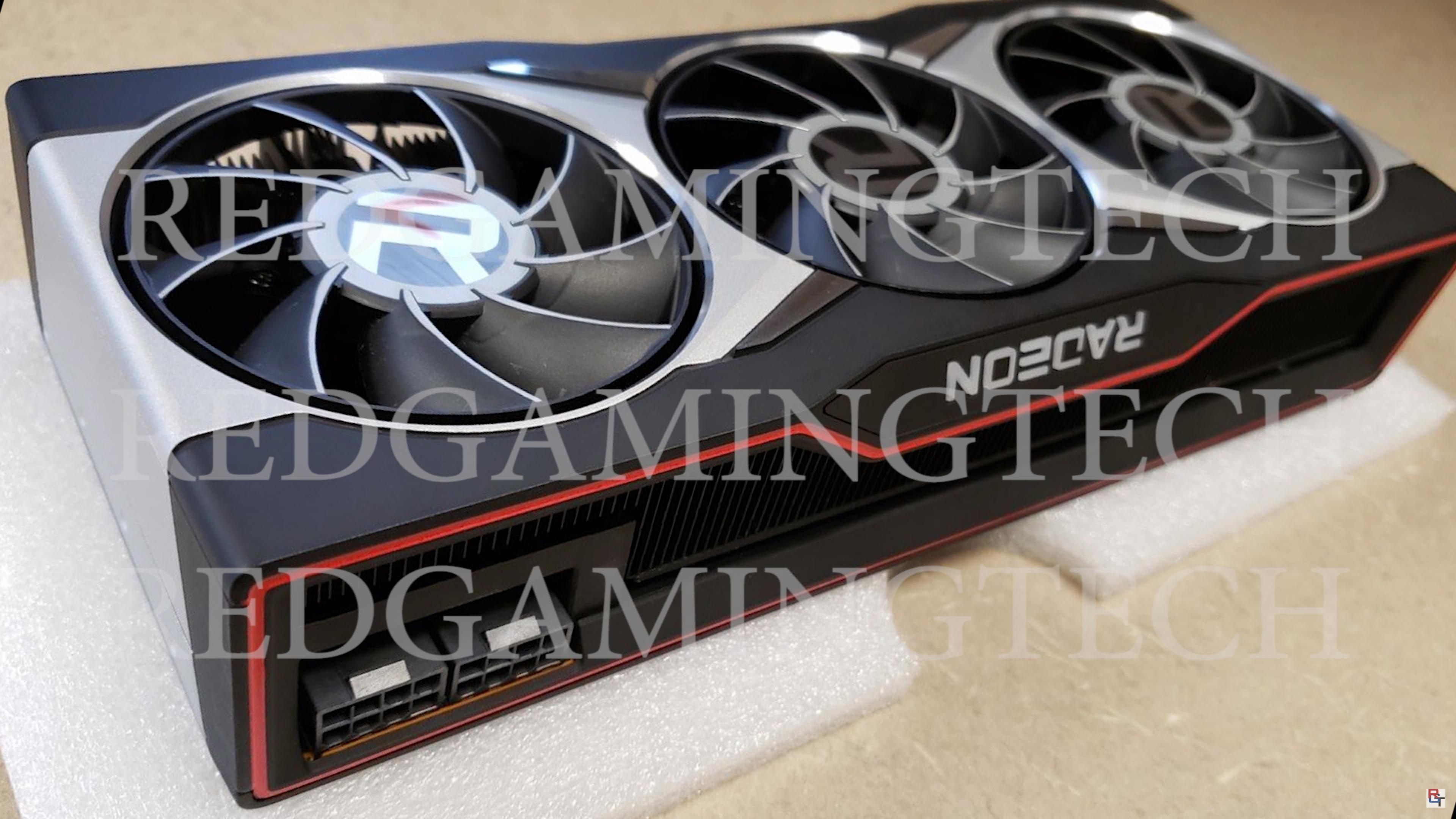 Amd Radeon Rx 6900 Xt Flagship Big Navi Graphics Card Pictured