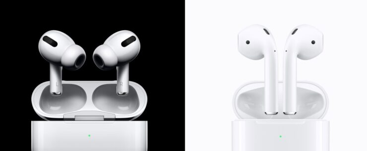 AirPods Pro and AirPods 2 firmware 3A283 released