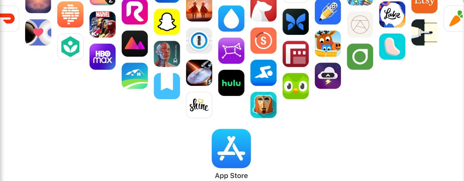 Apple's New Web Pages Explain the Benefits of App Store as Well as Their Developer Program