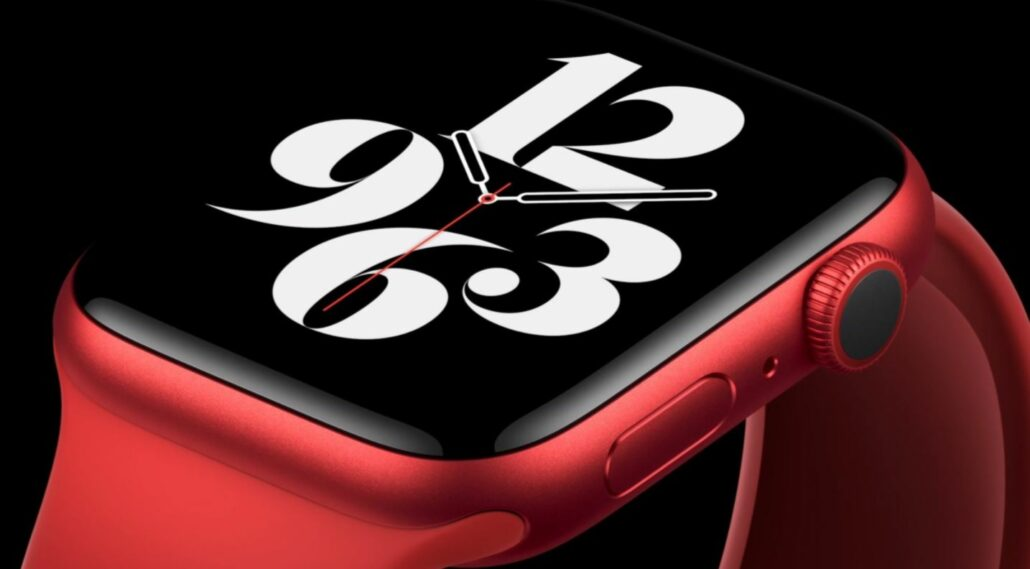 Apple Watch SE and Series 6 announced