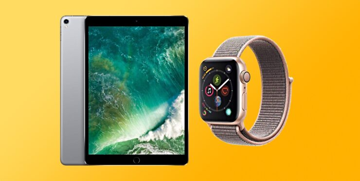 Apple Watch iPad Air Release