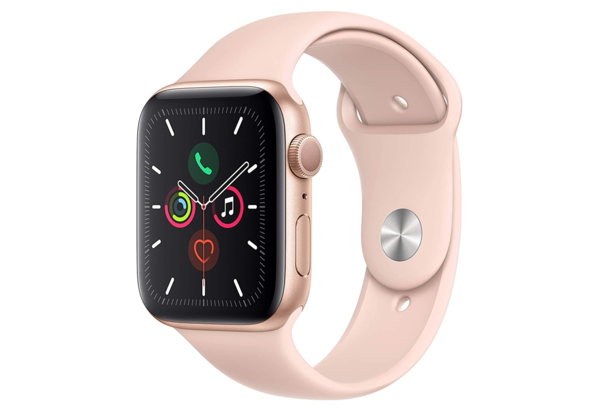 Get the Apple Watch Series 5 today with a $100 discount