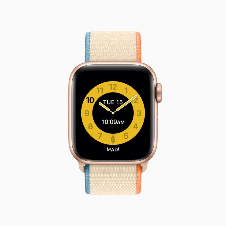 Apple Watch School Time