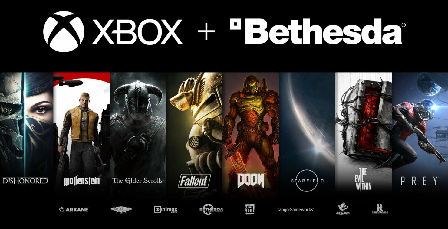 Joint Bethesda/Microsoft E3 Conference