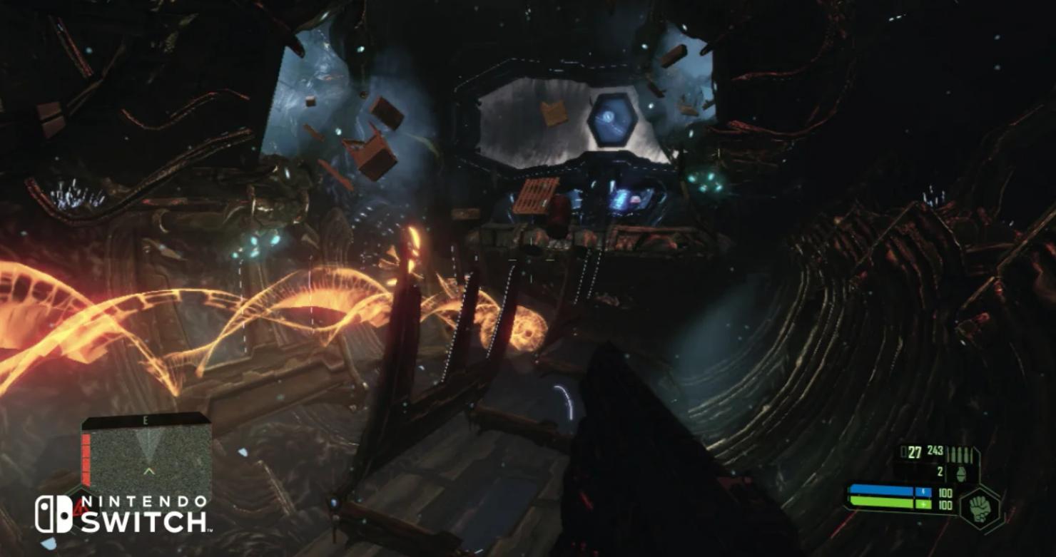Crysis Remastered Nintendo Switch update 1.4