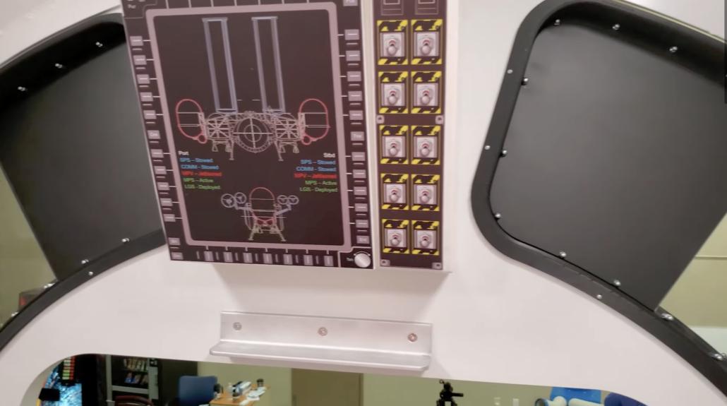 Dynetics Human Landing System