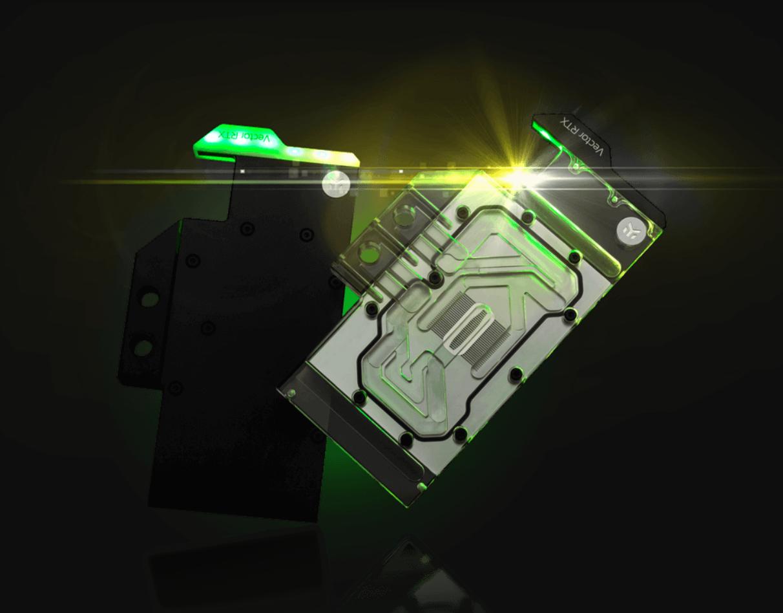 EKWB EK-Quantum Vector Waterblocks Untuk GeForce RTX 3090 & RTX 3080 Reference PCB Telah Diluncurkan