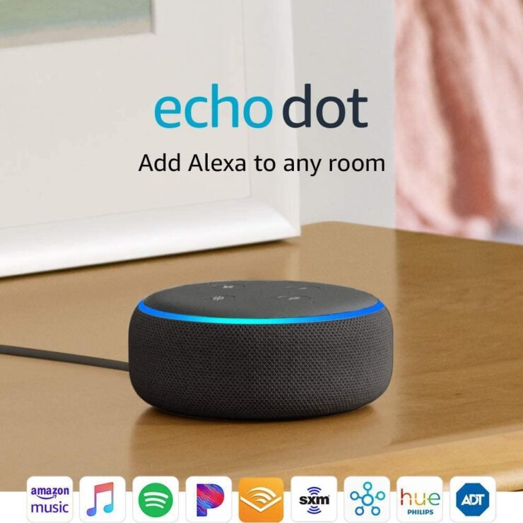 Echo Dot drops to $40 for a two-pack