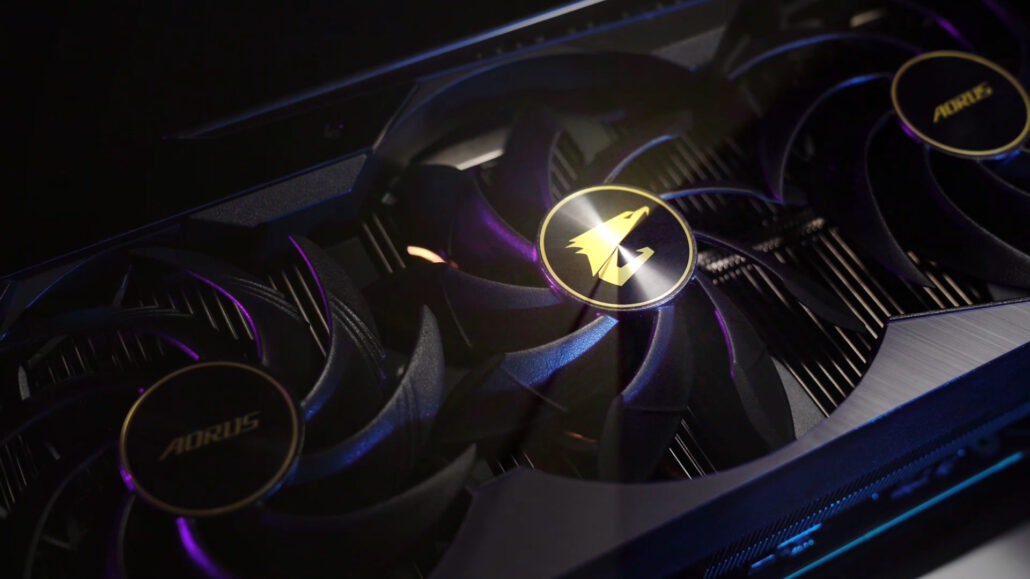 AORUS GeForce RTX 3080 Master Graphics Card