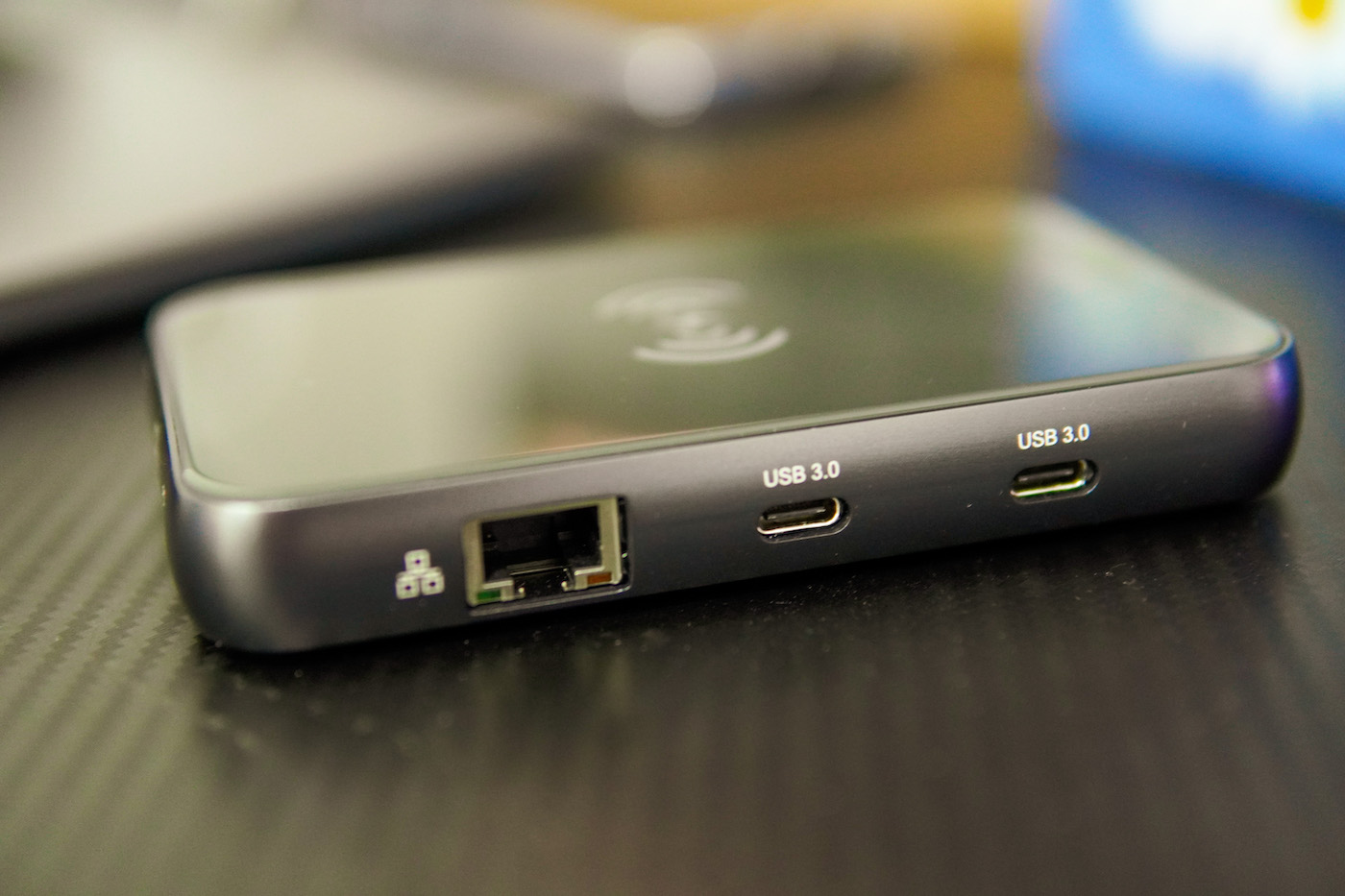 Lauco USB-C 10 in 1 Wireless Charging Hub 2
