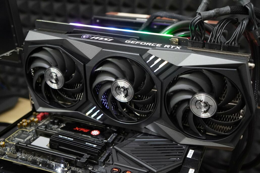 NVIDIA GeForce RTX 3080 Graphics Card Overclock World Record 3DMark